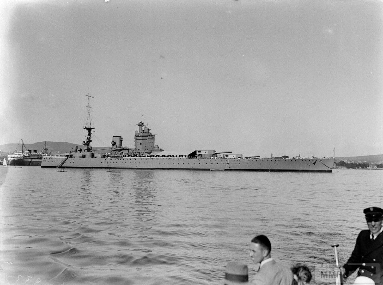 27935 - Броненосцы, дредноуты, линкоры и крейсера Британии