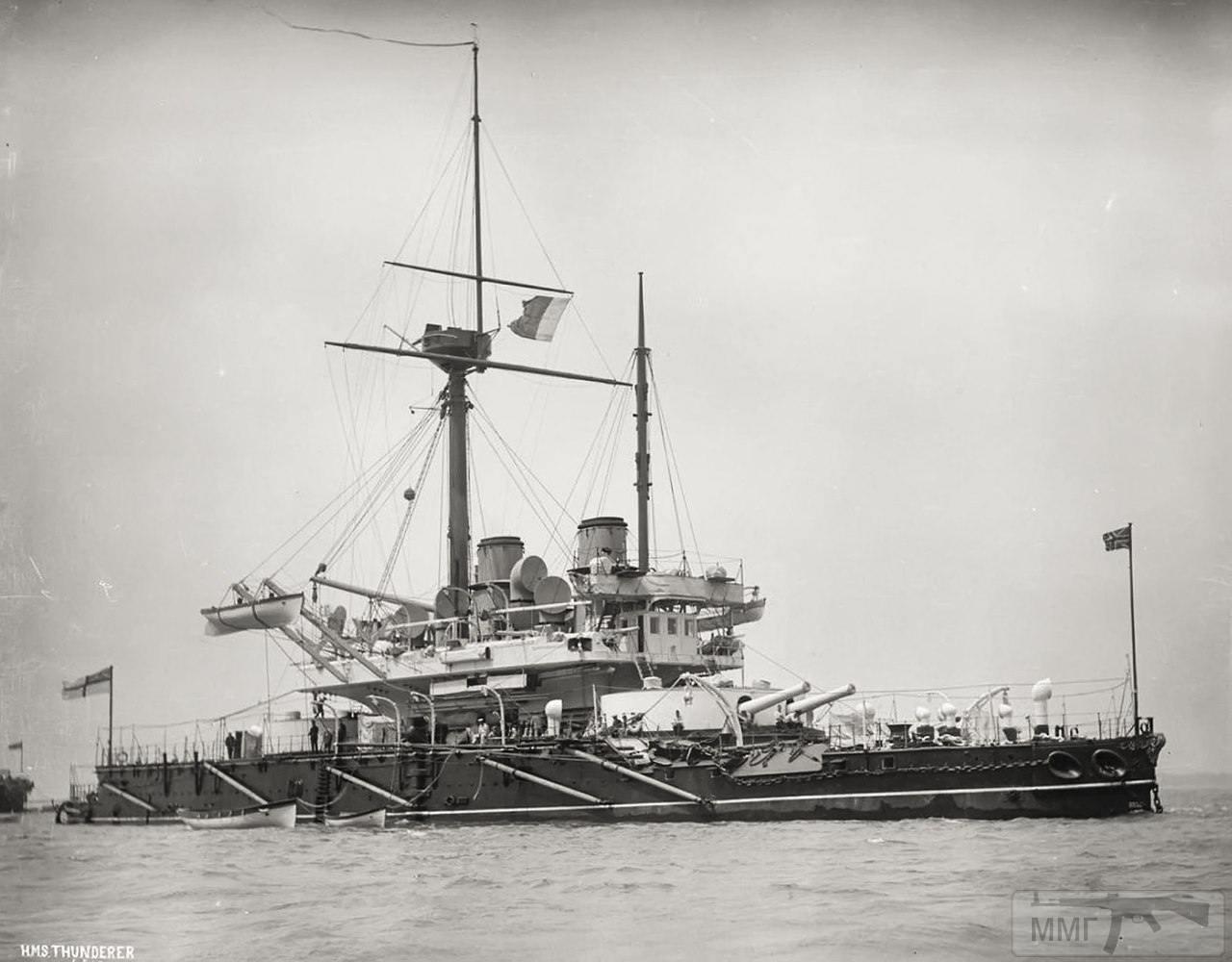 27936 - Броненосцы, дредноуты, линкоры и крейсера Британии