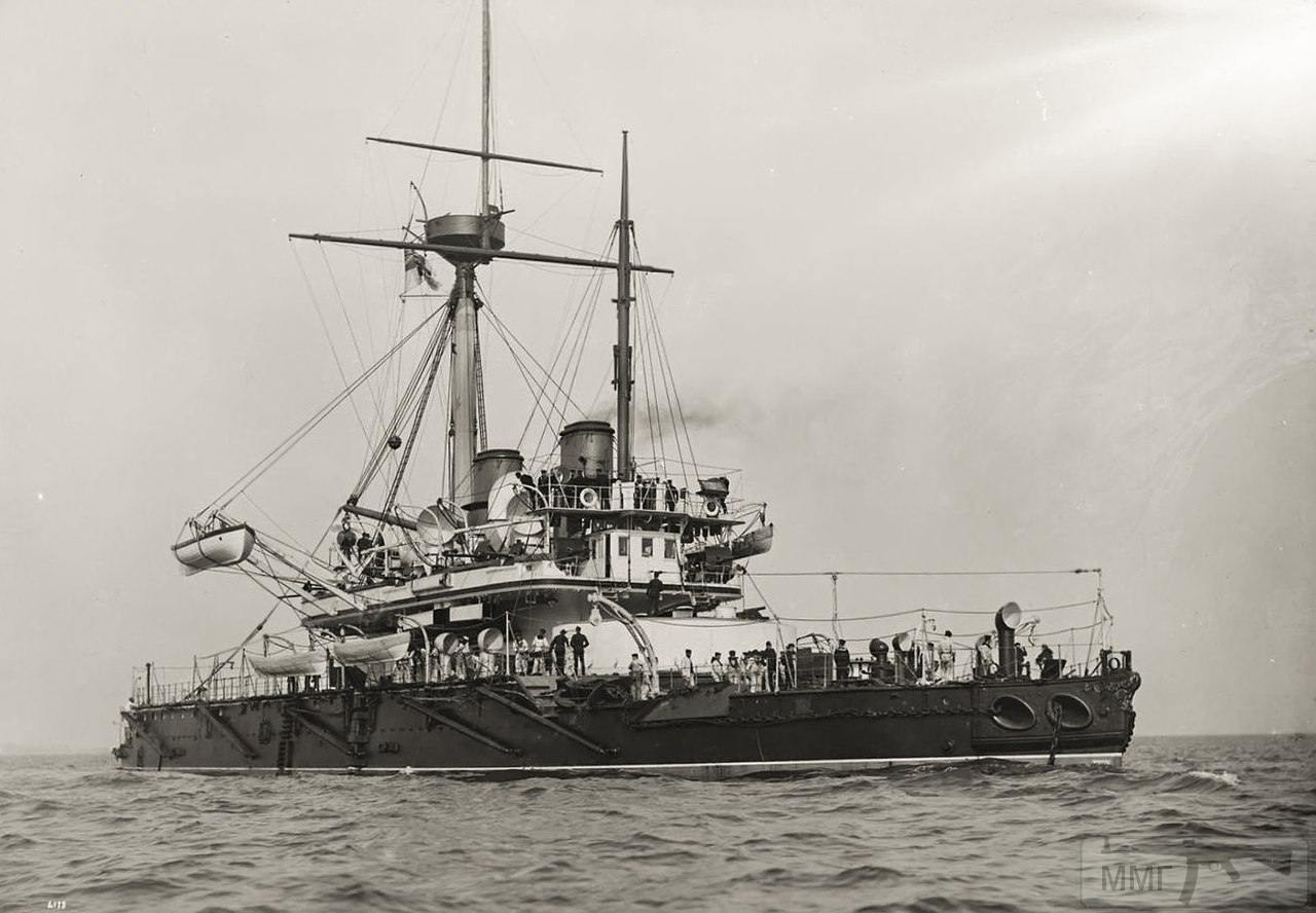 27937 - Броненосцы, дредноуты, линкоры и крейсера Британии