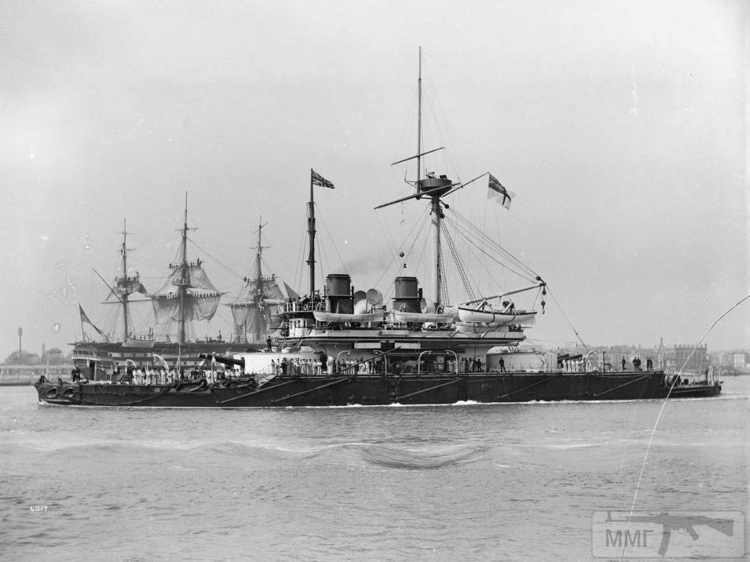 27938 - Броненосцы, дредноуты, линкоры и крейсера Британии