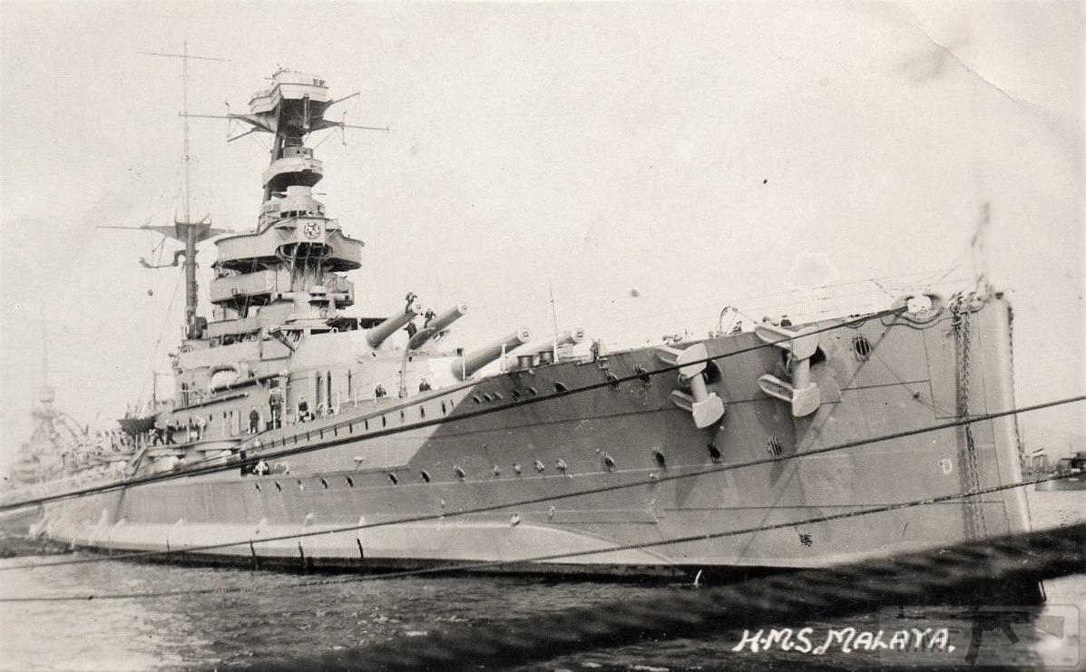 28081 - Броненосцы, дредноуты, линкоры и крейсера Британии