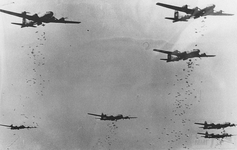 2809 - Стратегические бомбардировки Германии и Японии