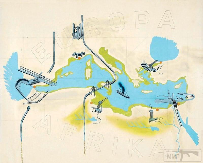 28122 - Проект Атлантропа: как осушить Средиземное море и зачем это надо
