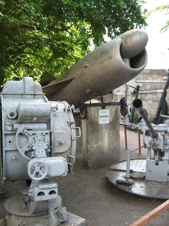 2833 - Немецкая артиллерия Севастополь 2011