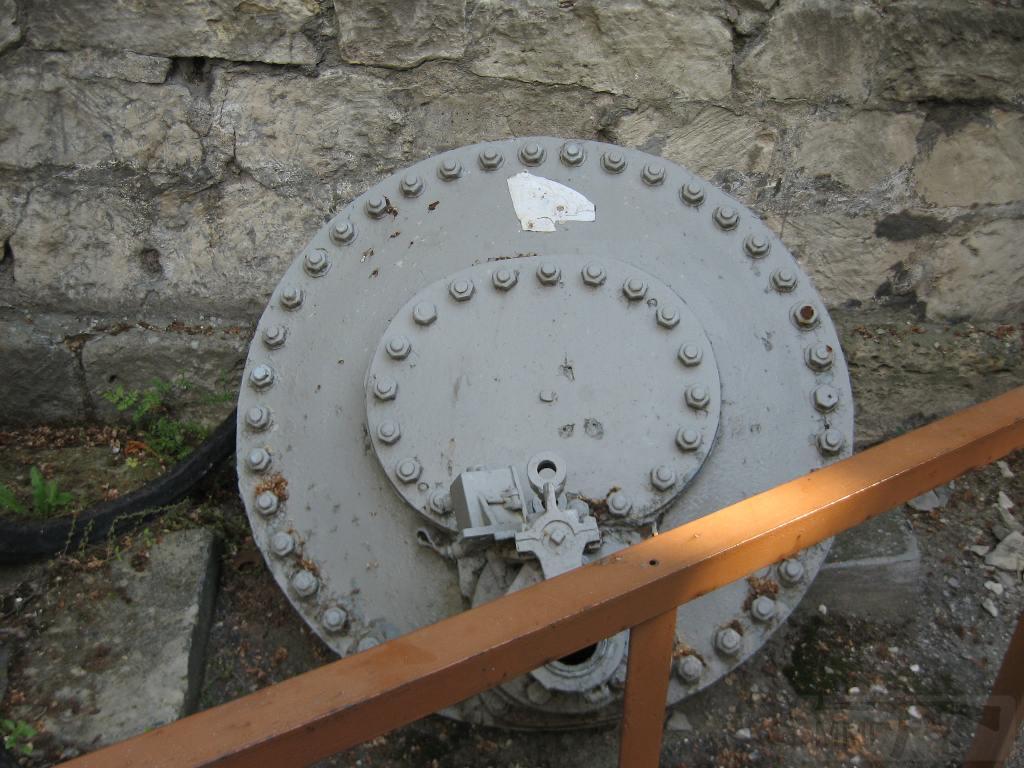 2836 - Немецкая артиллерия Севастополь 2011