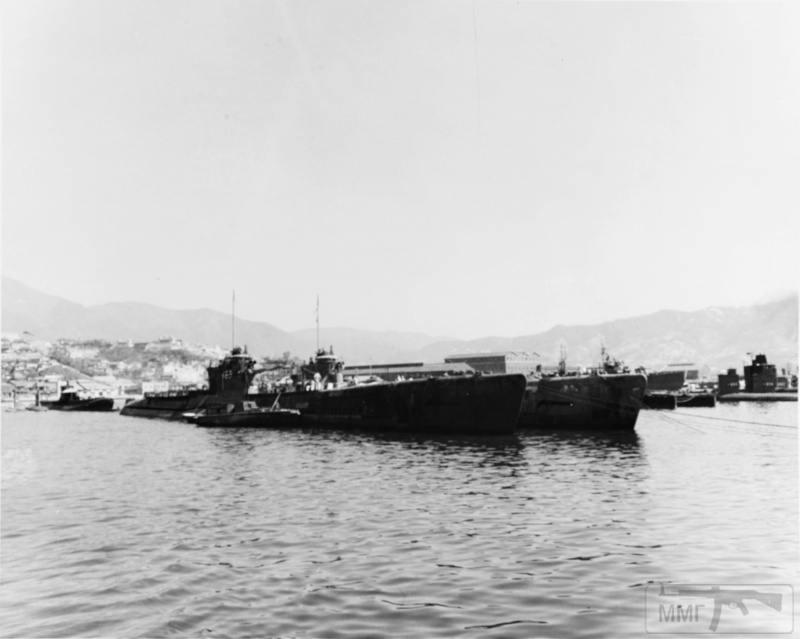 28385 - Военное фото 1941-1945 г.г. Тихий океан.