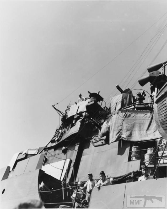 28386 - Военное фото 1941-1945 г.г. Тихий океан.