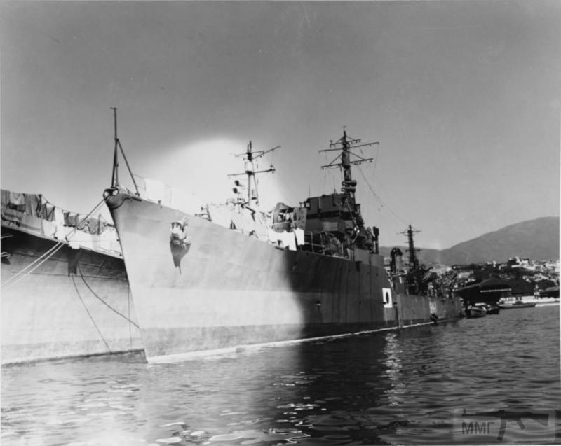 28387 - Военное фото 1941-1945 г.г. Тихий океан.