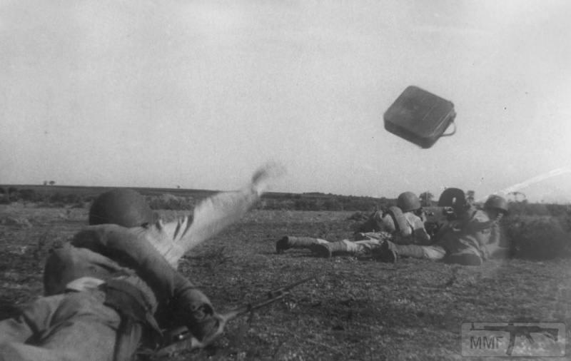 28391 - Военное фото 1941-1945 г.г. Восточный фронт.