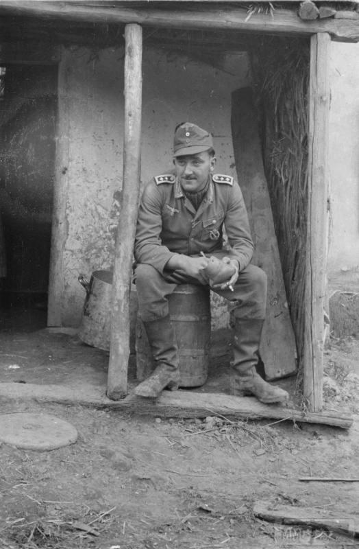 28392 - Военное фото 1941-1945 г.г. Восточный фронт.