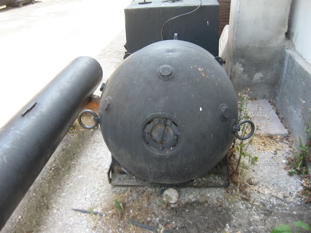 2860 - Немецкая артиллерия Севастополь 2011