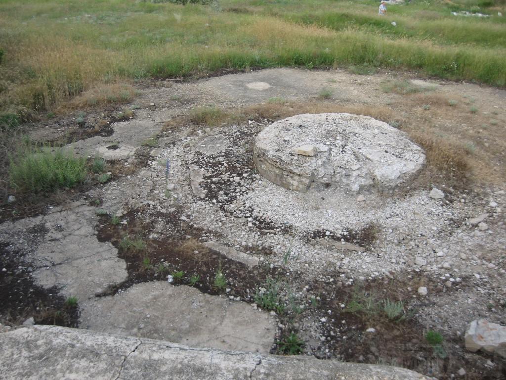 2866 - Немецкая артиллерия Севастополь 2011