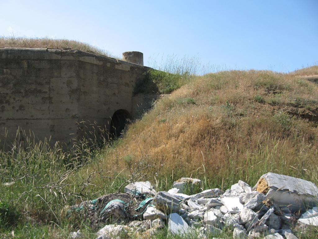 2872 - Немецкая артиллерия Севастополь 2011