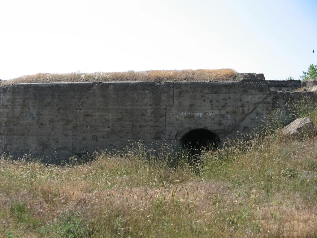2879 - Немецкая артиллерия Севастополь 2011