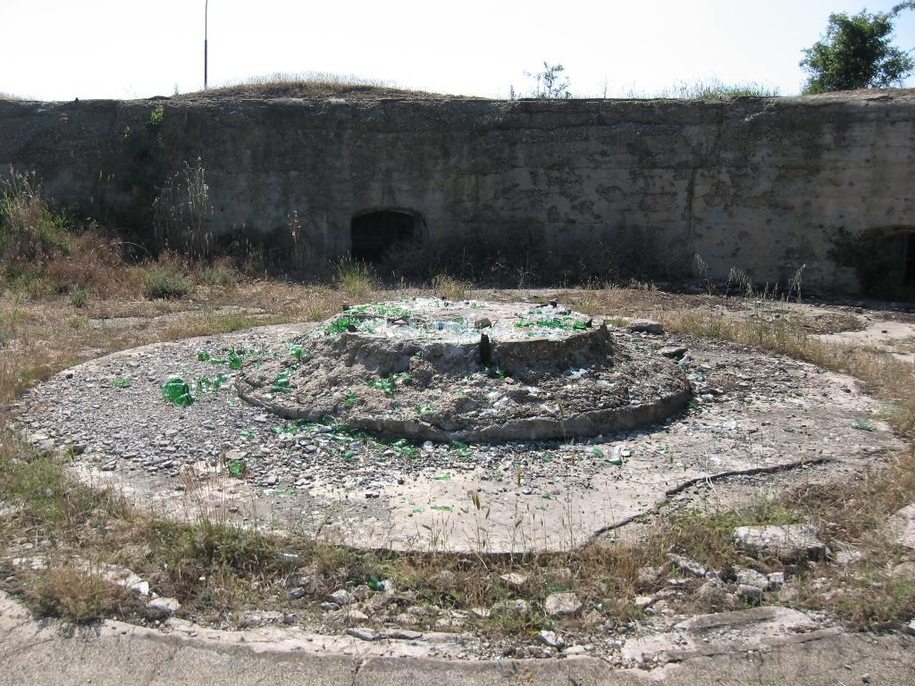 2885 - Немецкая артиллерия Севастополь 2011