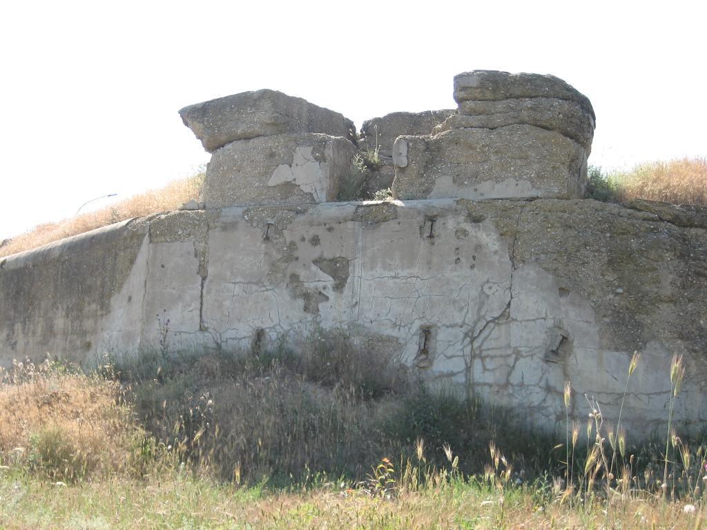 2886 - Немецкая артиллерия Севастополь 2011