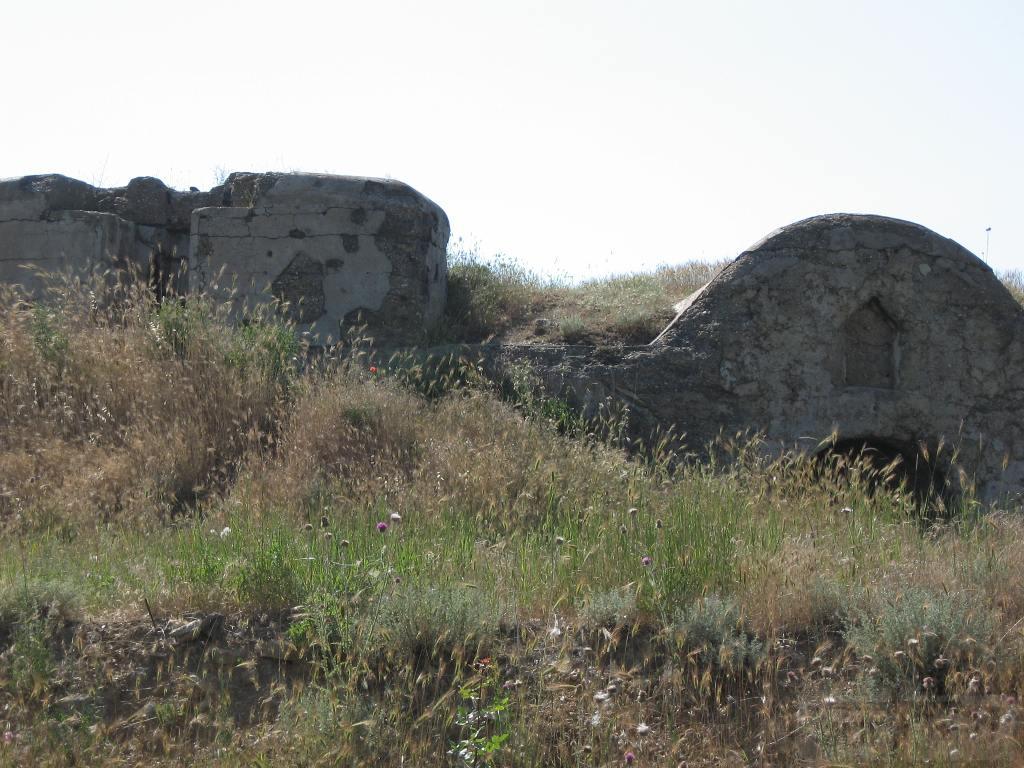 2887 - Немецкая артиллерия Севастополь 2011