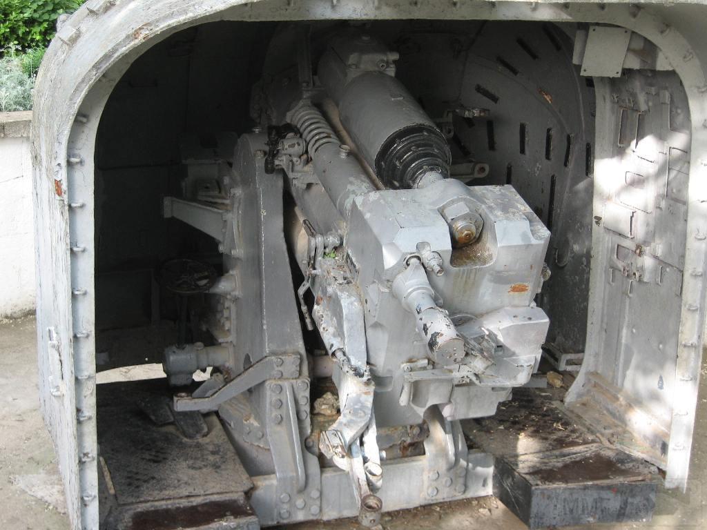 2889 - Немецкая артиллерия Севастополь 2011