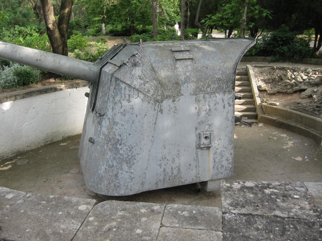 2890 - Немецкая артиллерия Севастополь 2011