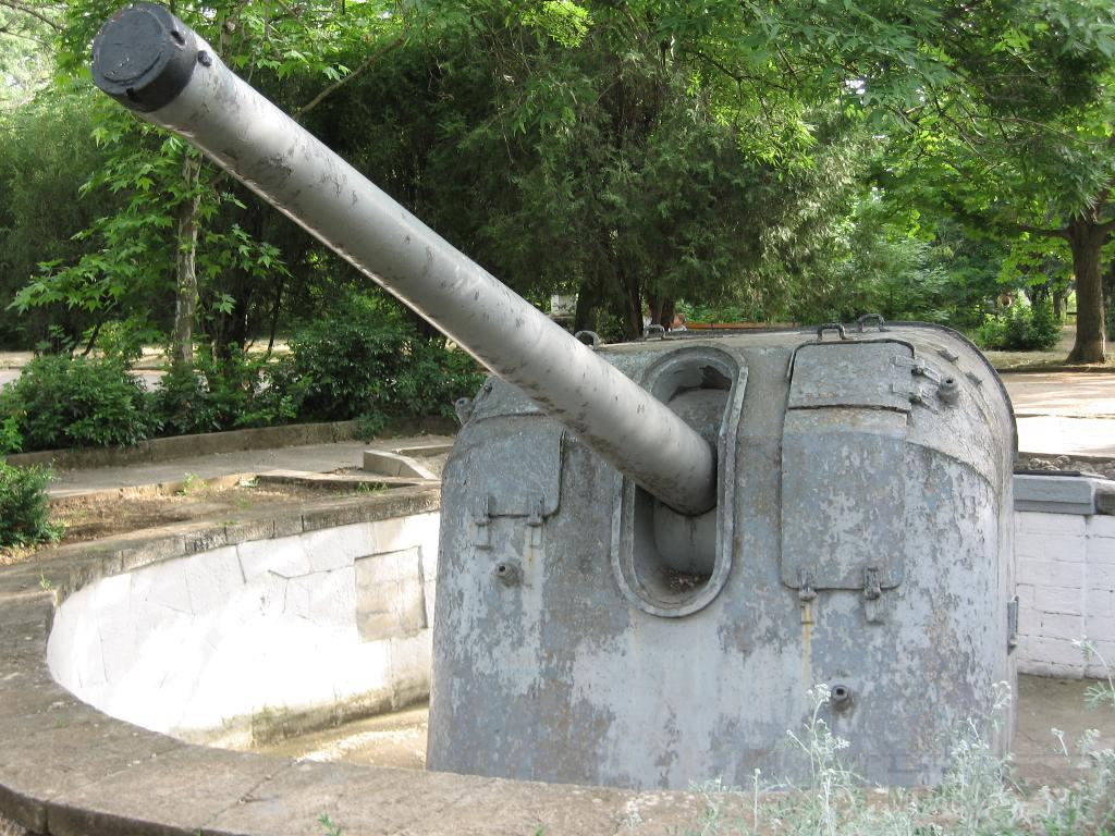 2891 - Немецкая артиллерия Севастополь 2011