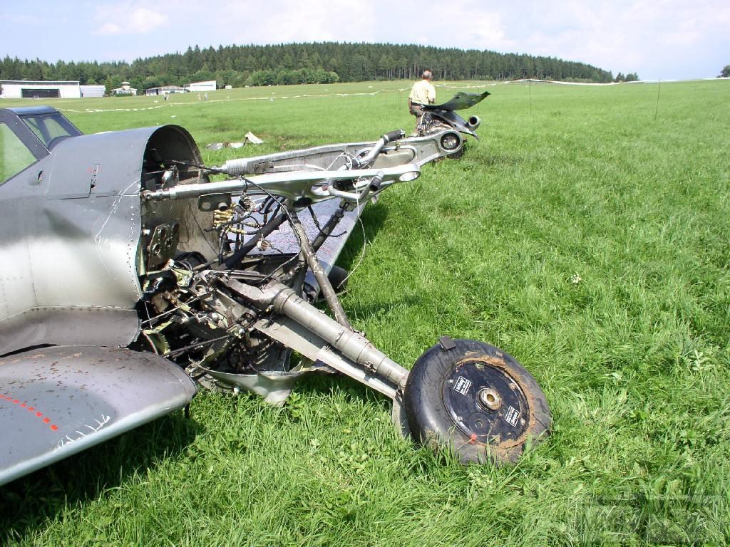 29086 - Немецкие самолеты после войны