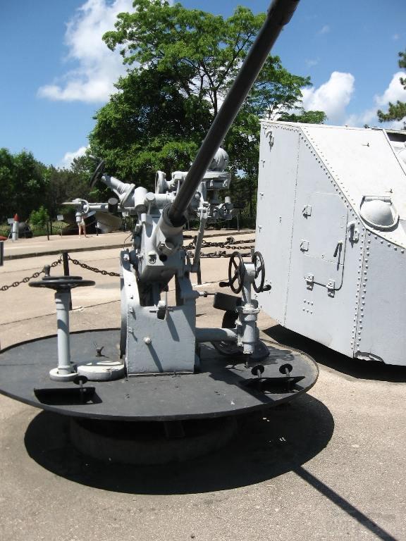 2917 - Немецкая артиллерия Севастополь 2011