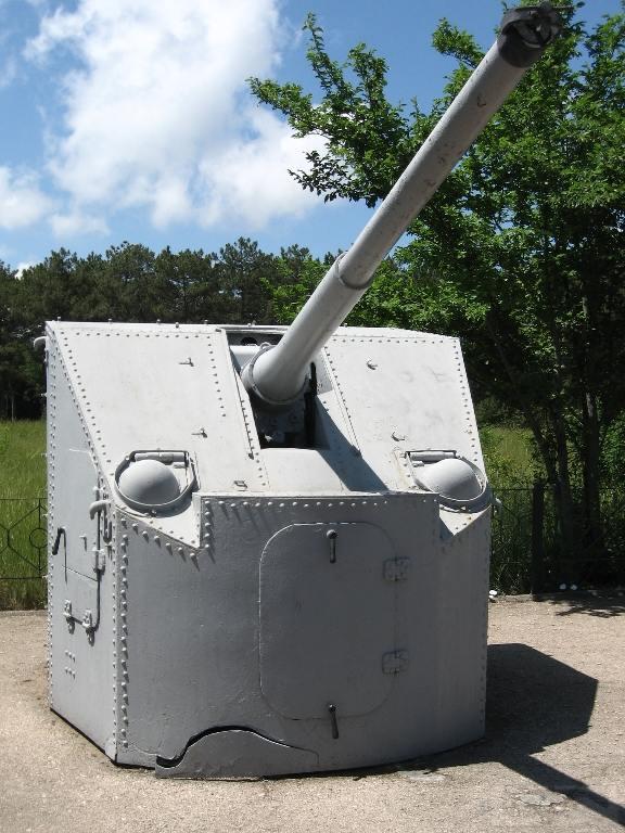 2918 - Немецкая артиллерия Севастополь 2011