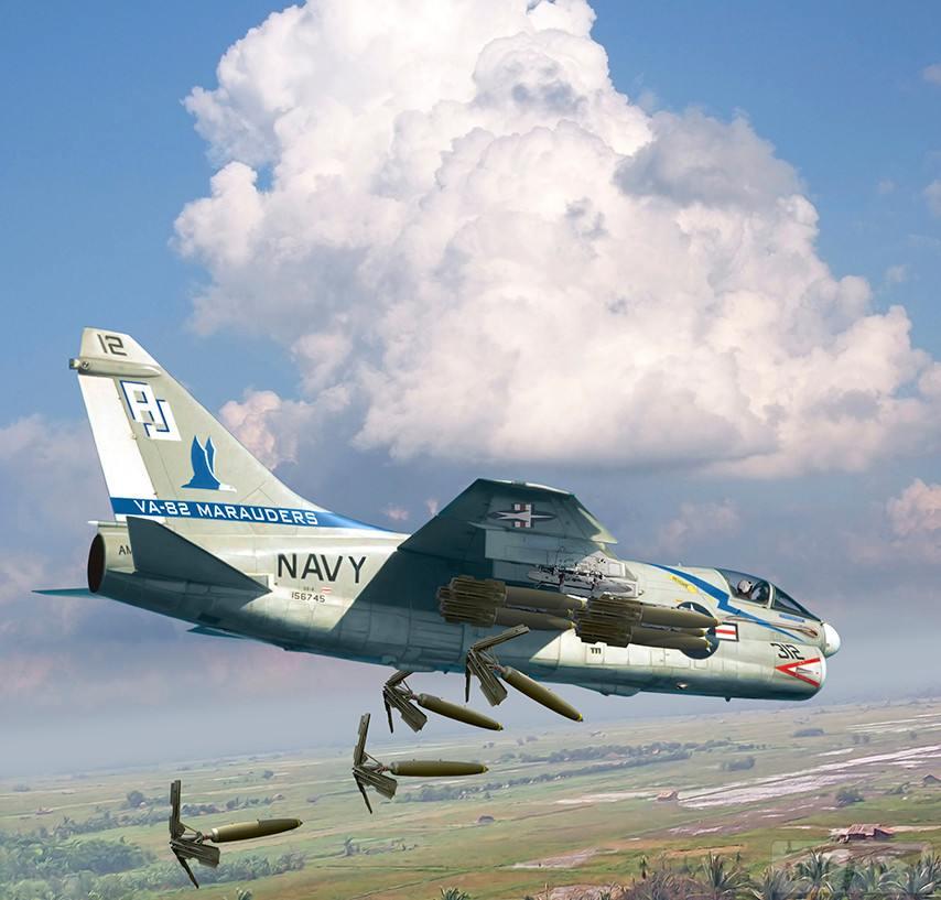 29182 - Бомбардировки Северного Вьетнама