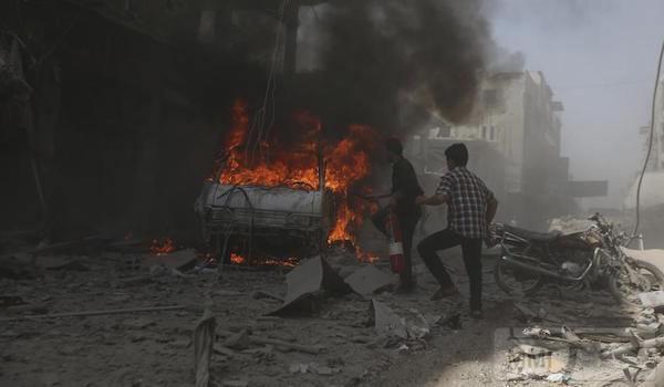 29257 - Сирия и события вокруг нее...