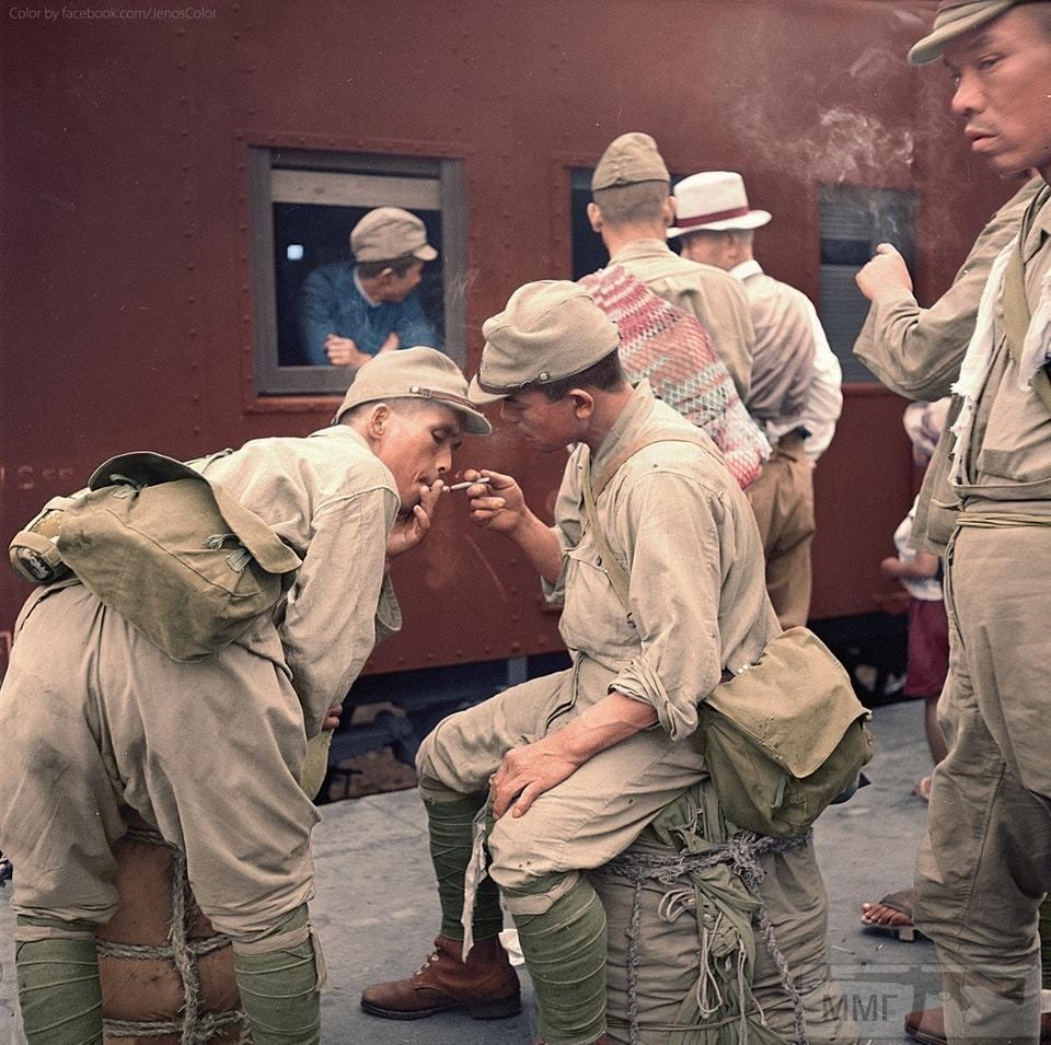 29310 - Военное фото 1941-1945 г.г. Тихий океан.