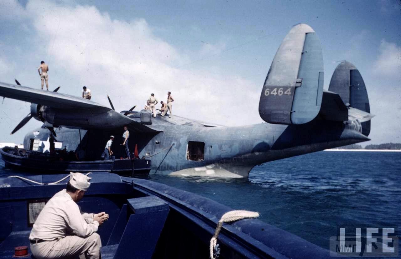 29323 - Война на Тихом океане в цвете