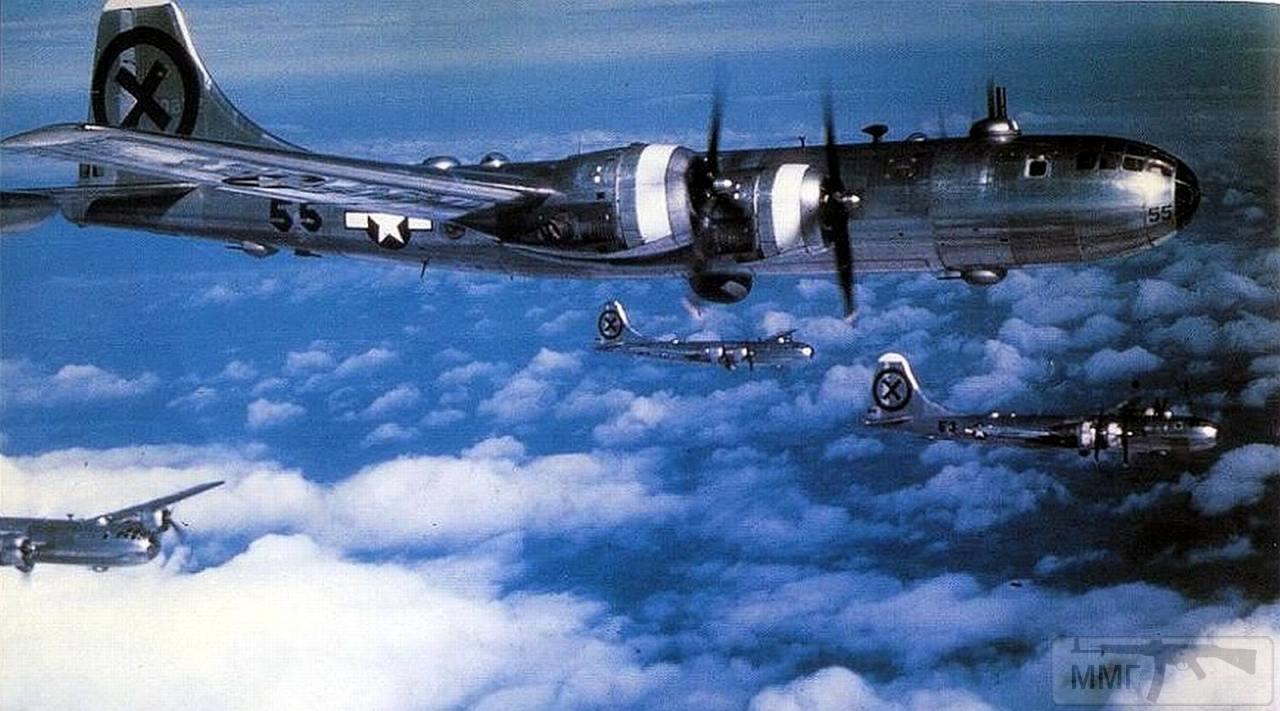 29332 - Стратегические бомбардировки Германии и Японии