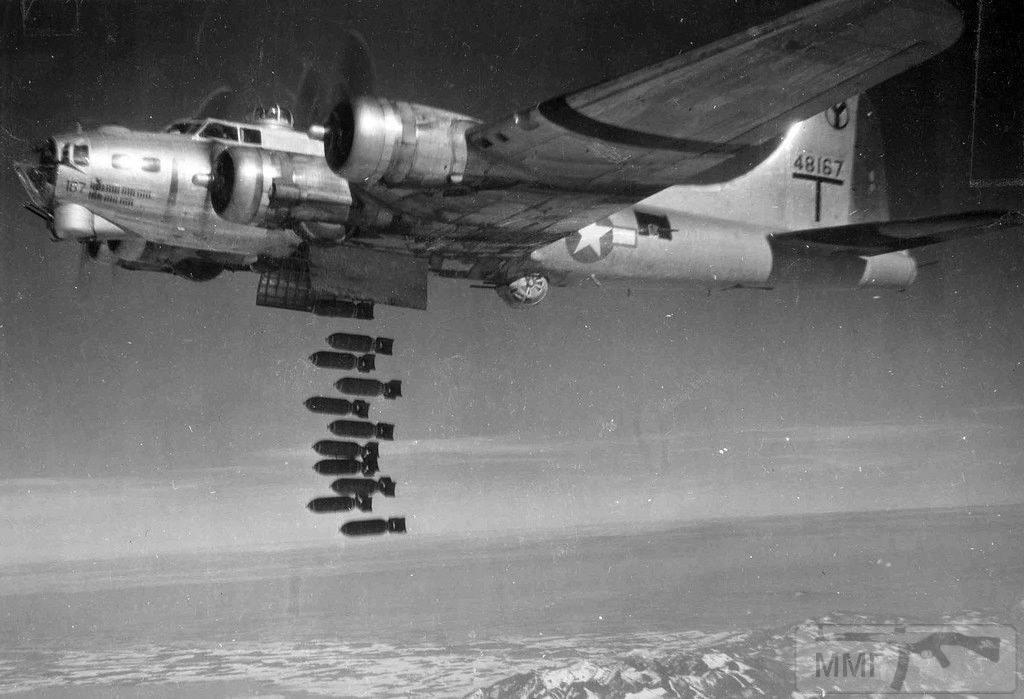 29344 - Стратегические бомбардировки Германии и Японии