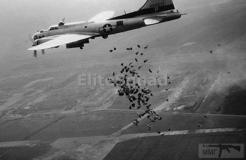 29345 - Стратегические бомбардировки Германии и Японии