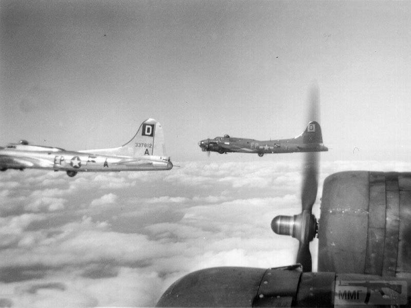 29346 - Стратегические бомбардировки Германии и Японии