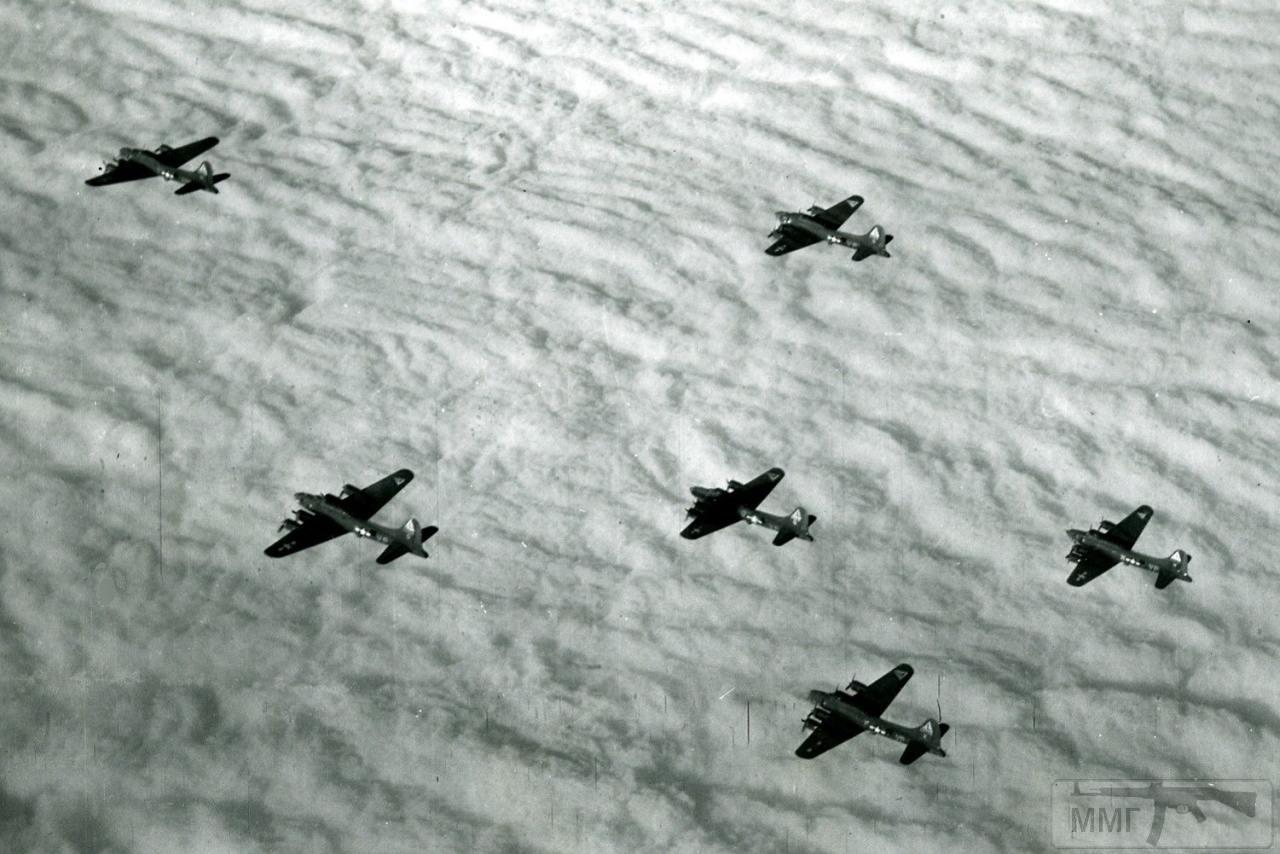 29347 - Стратегические бомбардировки Германии и Японии