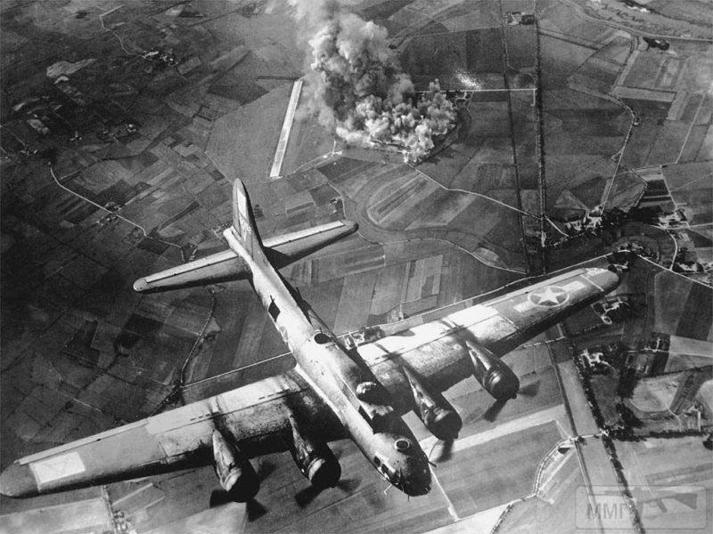 29348 - Стратегические бомбардировки Германии и Японии