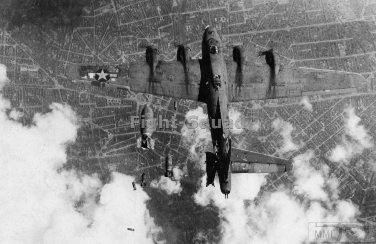 29350 - Стратегические бомбардировки Германии и Японии
