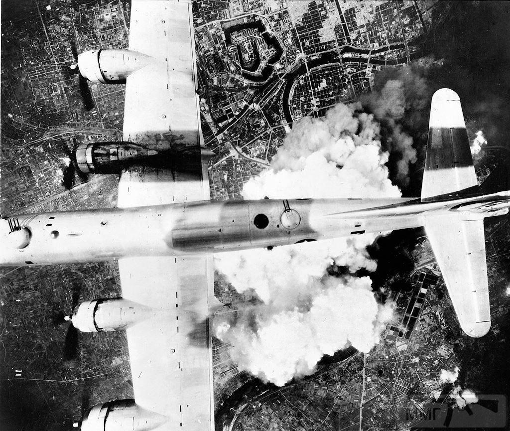 29355 - Стратегические бомбардировки Германии и Японии