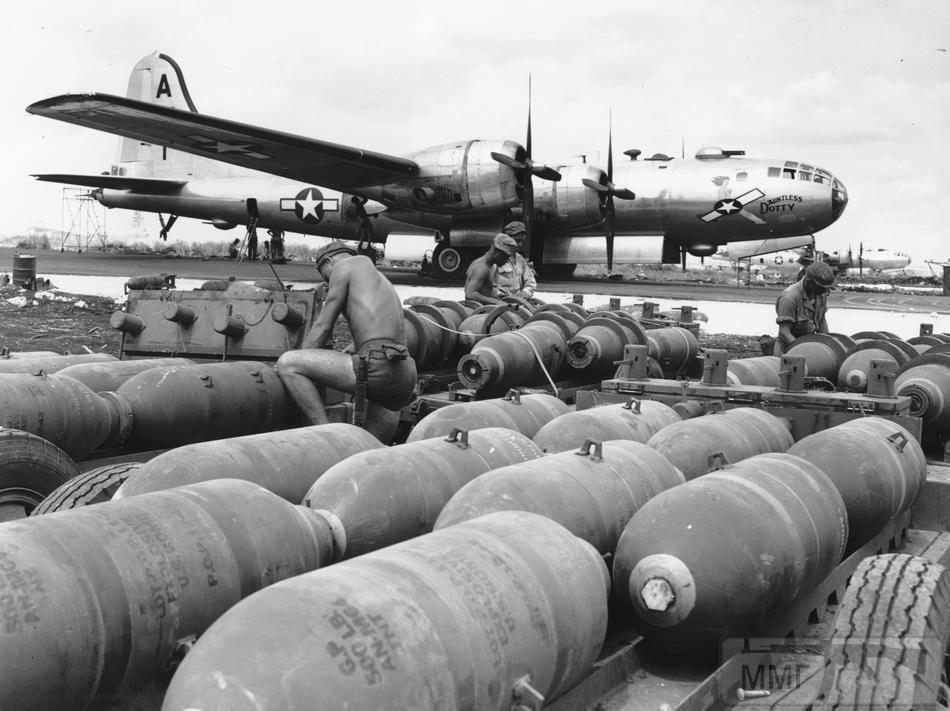 29356 - Стратегические бомбардировки Германии и Японии