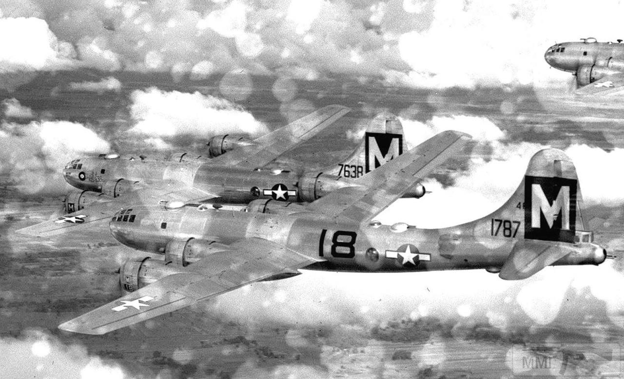 29358 - Стратегические бомбардировки Германии и Японии