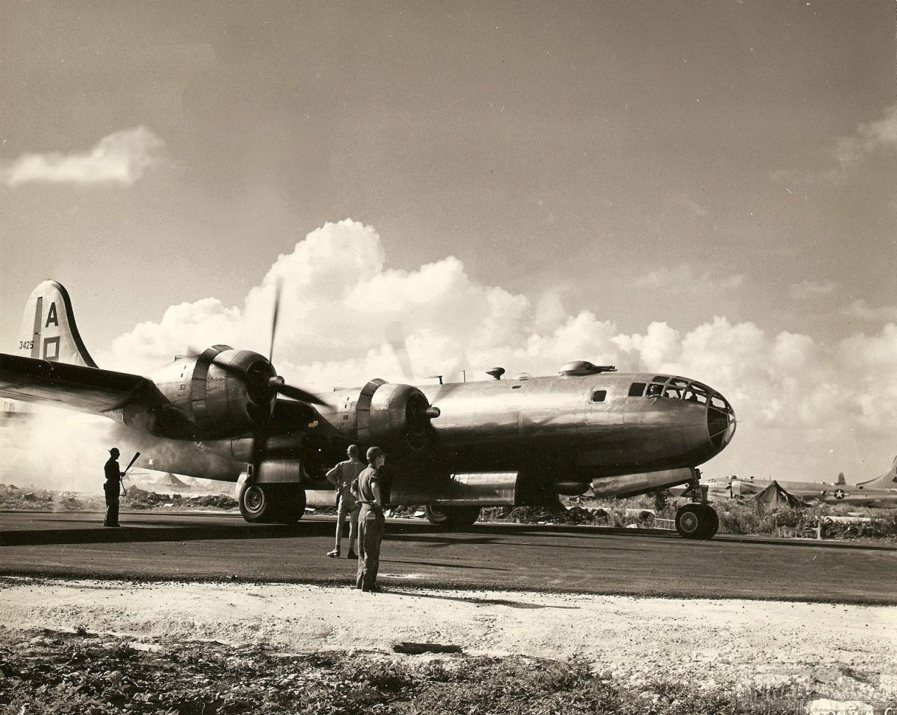 29362 - Стратегические бомбардировки Германии и Японии