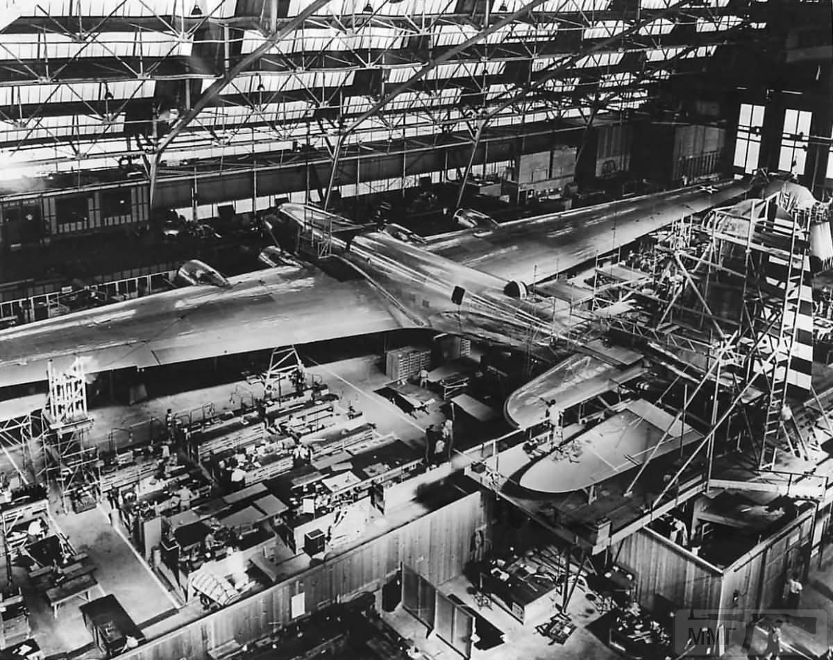 29401 - Стратегические бомбардировки Германии и Японии