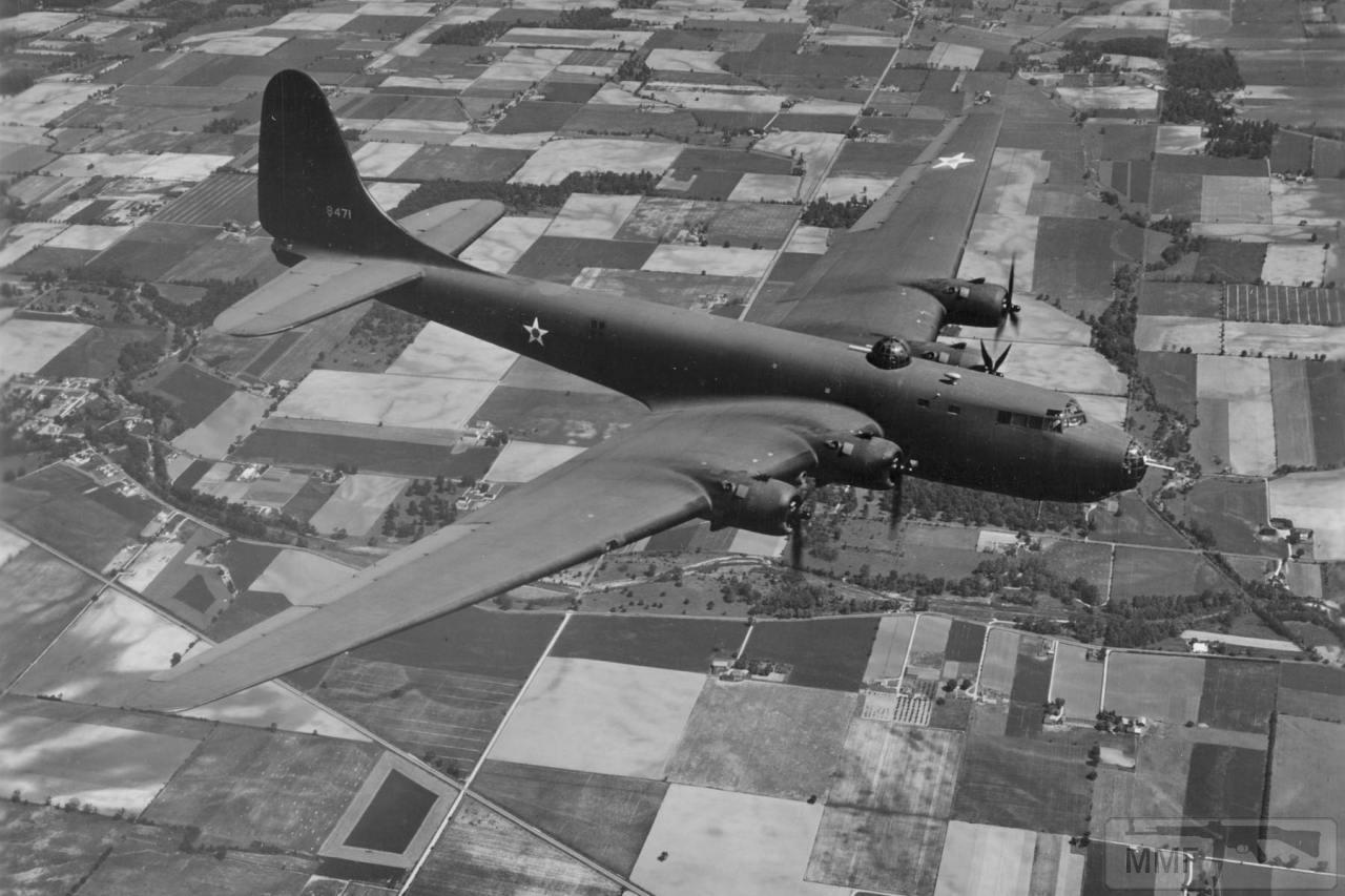 29402 - Стратегические бомбардировки Германии и Японии