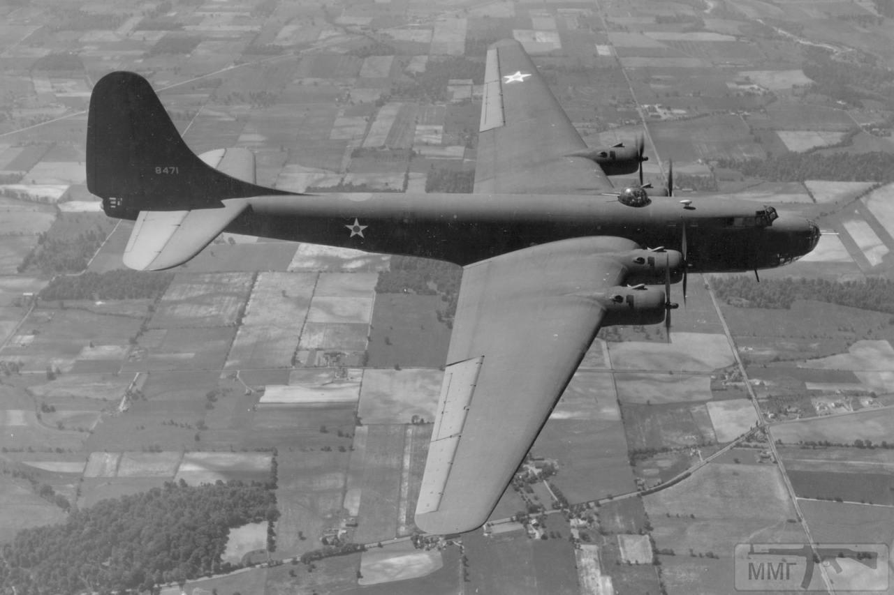 29403 - Стратегические бомбардировки Германии и Японии