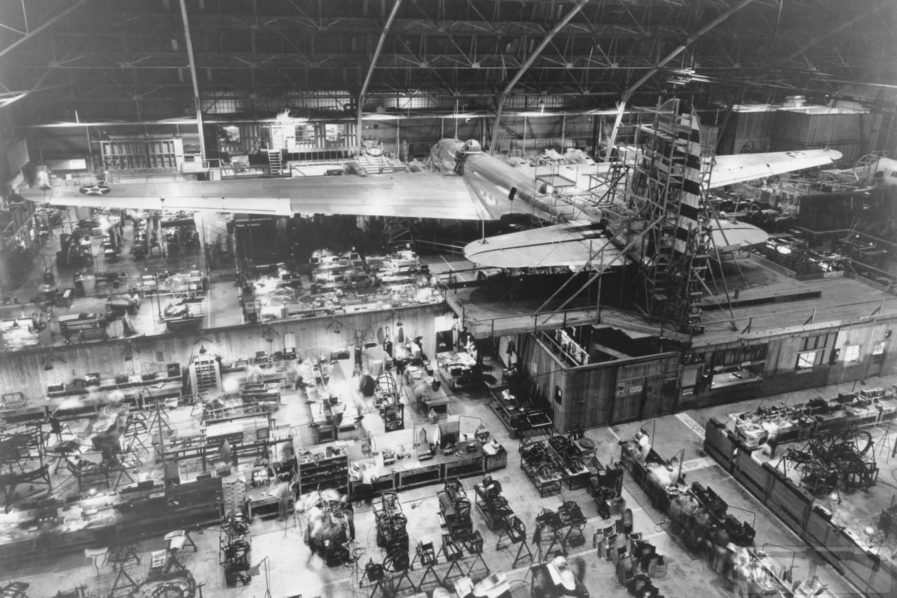 29405 - Стратегические бомбардировки Германии и Японии
