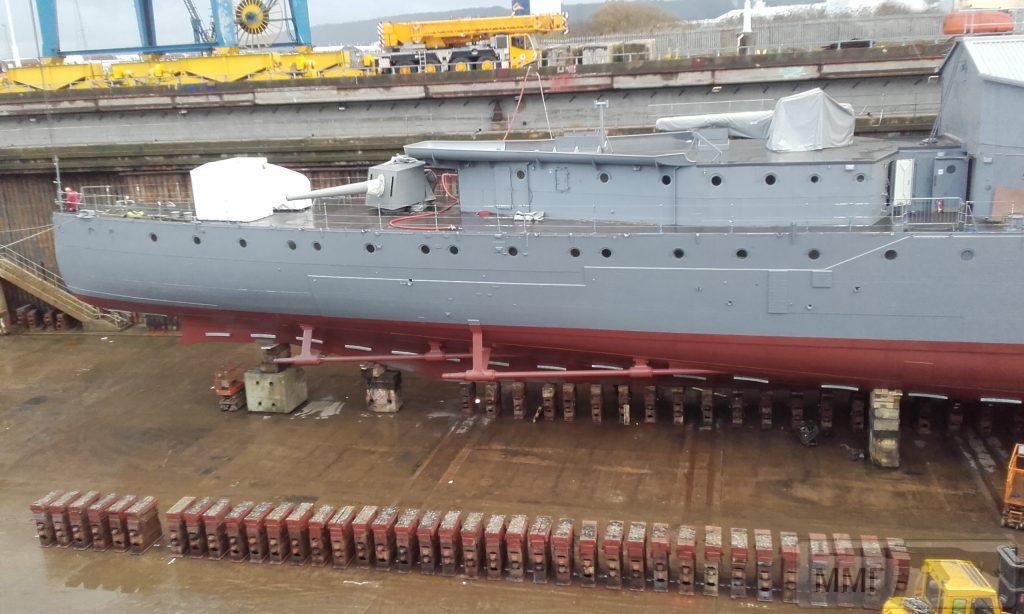 29542 - Броненосцы, дредноуты, линкоры и крейсера Британии