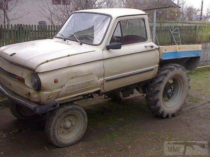 29563 - Колхозный тюнинг - суровый и беспощадный!