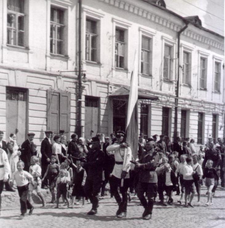 2957 - Локотская республика - русский коллаборационизм WW2