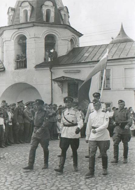 2958 - Локотская республика - русский коллаборационизм WW2
